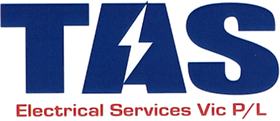 TAS Electrical Services Logo