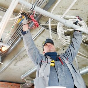 commercial electrician Seaford